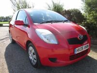 Toyota Yaris 1.3 Automatic ***Genuine 25,000 miles***