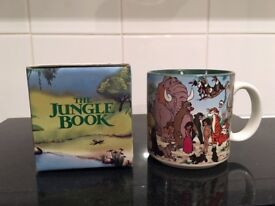 Walt Disney Classics Mugs Cups Vintage Boxed UNUSED