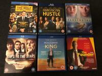 6 American Dramas on Blu-Ray