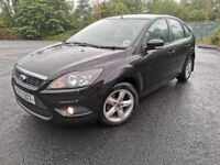 2010 FORD FOCUS 1.6 16V 1 YEAR M,O,T FULL SERVICE HISTORY