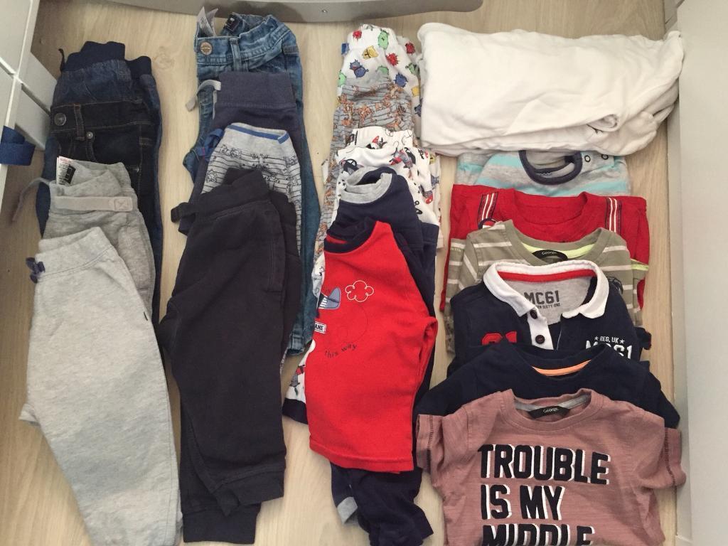 12-18 month bundle