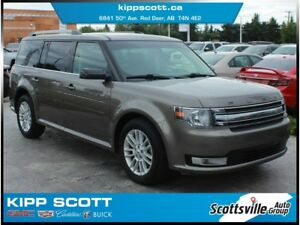 2013 Ford Flex SEL AWD, Heated Leather, Panoramic Sunroof, 7 Psg