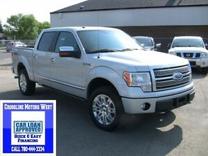 2009 Ford F-150 Platinum | Leather | Sunroof | Navigation | Edmonton Edmonton Area image 1
