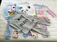 Girls pyjamas for 4-5 years old