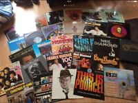 28 old records LPs job lot need gone