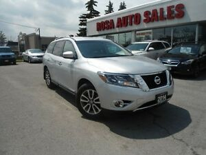 2014 Nissan Pathfinder 4WD 4dr SL NAVIGATION DVD POWER GATE REMO