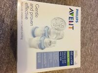 Philips Avent Manual Breast Pump. Boxed