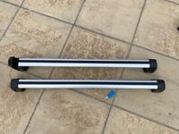 Genuine Land Rover Discovery 5 (New Shape) cross bars
