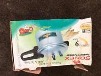 Pressure cooker brand new