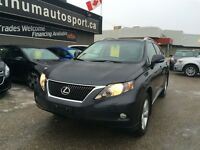 2010 Lexus RX 350 PREMIUM PACKAGE 2