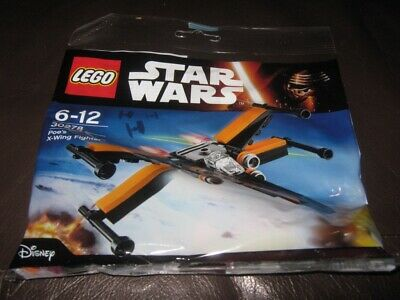LEGO Star Wars Poe's X-Wing Fighter polybag 30278 NEW