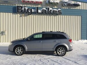 2015 Dodge Journey R/T AWD 7 PASS / LEATHER / NAV / REAR DVD ON