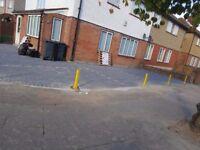 Parking next to Gants Hill Station - 0 Minutes walk
