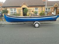 19` Anglers Fancy c/w trailer.