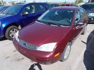 2007 Ford Focus SE GREAT STUDENT CAR BACK TO SCHOOL SPECIAL