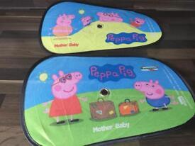 Peppa pig sun shades