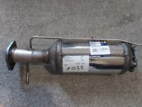 DPF. Diesel Particulate Filter Centre Ford Galaxy
