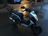50cc Moped Peugeot Ludix blaster