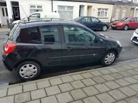 58 plate Renault clio