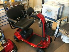 New large boot scooter