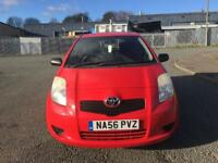 2006(56)Toyota Yaris 1.4 D4D £30 A Year Tax Full Service History! + Not Corsa Audi A3