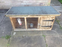 Rabbit hutch for sale