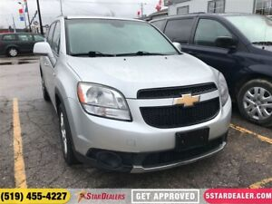 2012 Chevrolet Orlando 1LT | 7PASS | GREAT FIND
