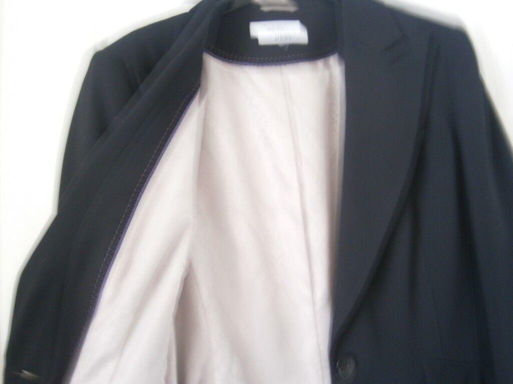 3dfaaa32047 Next Black Tailored Jacket - Size 18
