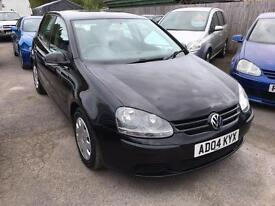 VW Golf S 1.9 TDi 5 door. New cambelt & waterpump, towbar, S/H, MOT VGC