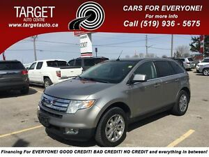 2008 Ford Edge Limited; Leather, Roof and More !!!!