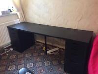 Ikea Alex linmon desk