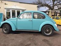 VW Beetle classic 1968
