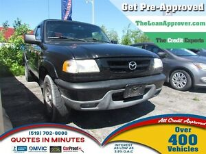 2008 Mazda B3000 DS * TRUCK LOANS FOR ALL CREDIT