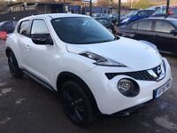 Nissan Juke 1.5 dCi N-Connecta 5dr (start/stop)£9,500 p/x welcome NEARLY NEW