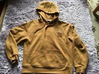 Camel studios ladies hoody jumper Gold colour Size 14 used ex condition £4