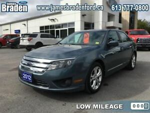 2012 Ford Fusion SE - Siriusxm - Low Mileage