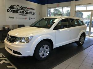 2016 Dodge Journey SE push start power