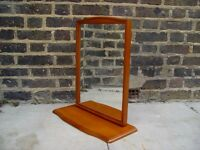 FREE DELIVERY Retro Stag Free Standing Dressing Table Mirror Vintage furniture
