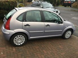 Citroen c3...great condition! low Mileage, lots of work done , lady owner!