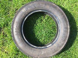 Vespa tyre - MICHELIN S83 Scooter Tyre 350 x 10