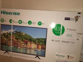 "New TV 43"" Hisense N5300"