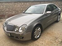 2007 Mercedes 320cdi in mint condition