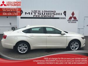 2014 Chevrolet Impala 2LT,POWER SEAT A/C LEATHER, ON STAR, REAR