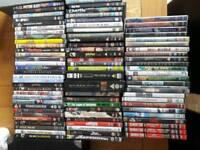 Collection of 85 Dvds mostly original