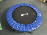 Pro fitness trampoline