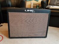 line 6 flextone amp 60w made in usa model . swap for small studio monitors