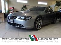 2004 BMW 645Ci ONLY 66,000KMS! 6SPD MANUAL