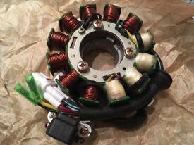 Stator coil for ATV