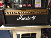 Marshall G100RCD 100watt solid state guitar head