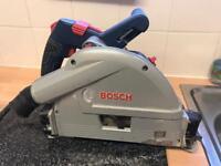 Bosch plunge saw